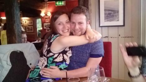 Shaun and Katie