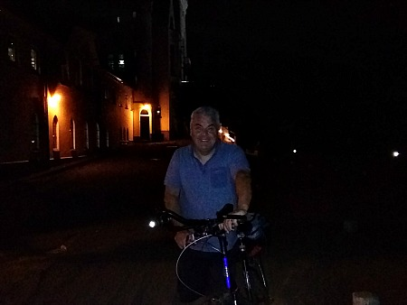 Jackslot De Mookerheide - Jon on her way back to Groesbeek
