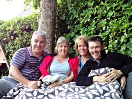 Andy, Anya, Jon, Jo