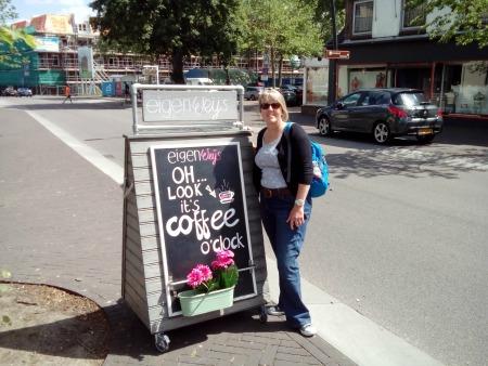Coffee in Groesbeek