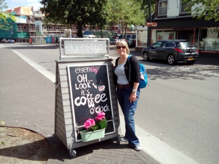 Coffee in Groesbeek