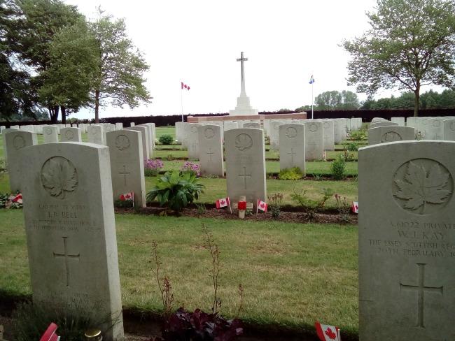 Groesbeek Canadian Cemetery