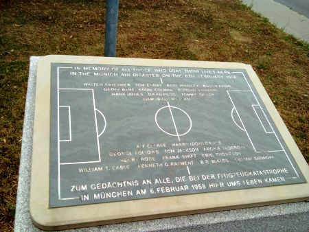Manchester United Munich Disaster Memorial