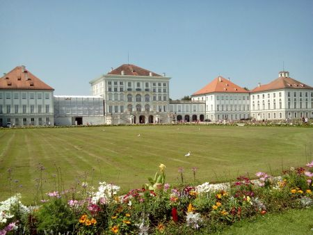 Nymphenburg Place Munich Germany