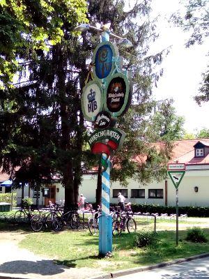 Hirschgarten Munich Germany