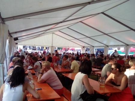 Zorneding Munchen Germany Beer Festival