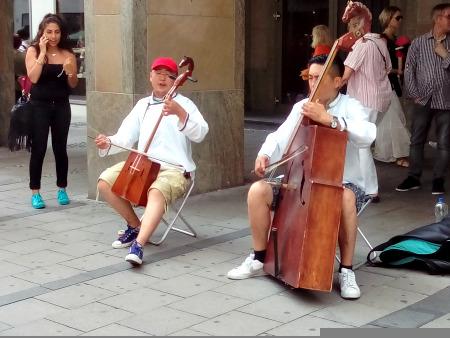 Munich Buskers