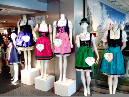 Munich Shopping Dirndl