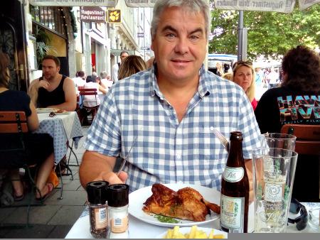 Munich Augustiner Beerhall