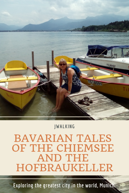 Bavarian tales of the chiemsee and the hofbraukeller