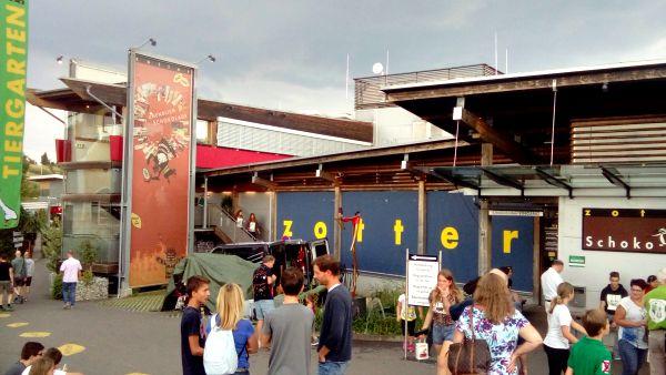 Zotter Chocolate factory Graz Austria