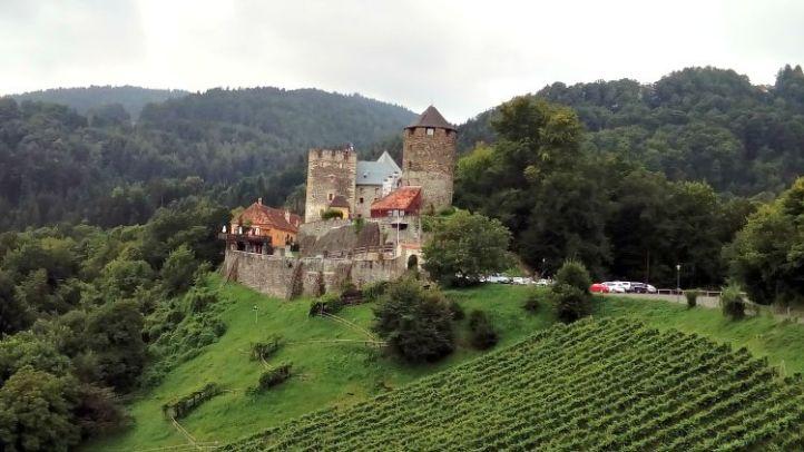 Deutschlandsberg Castle Austria
