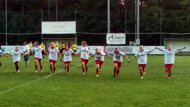 Graz Austria Gross St Florian Ladies Football