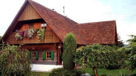 Vochera an der Lassnitz Austria Styria JWalking