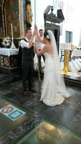 Sam and Tabitha's Wedding