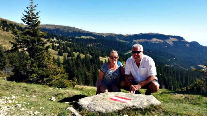 Austria JWalking Vochera an der Lassnitz