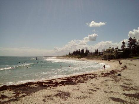 Australia Cottesloe JWalking