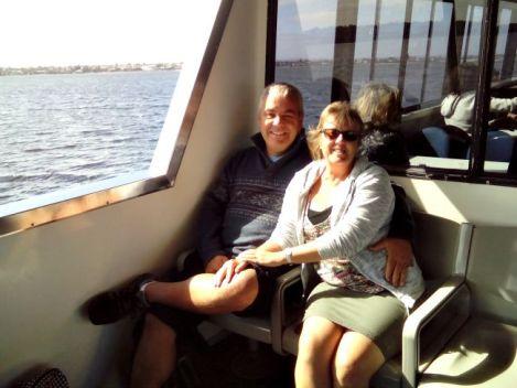 Perth Fremantle Ferry JWalking