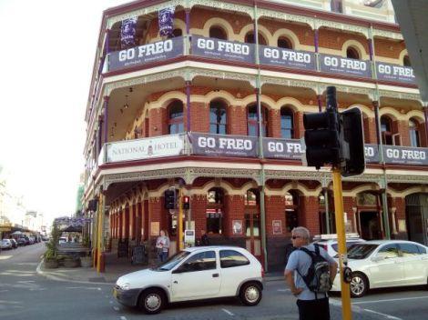 Fremantle Dockers Freo
