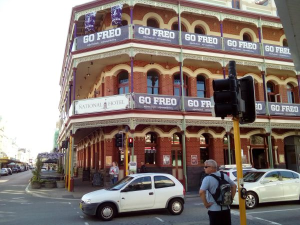 Fremantle Dockers Freo