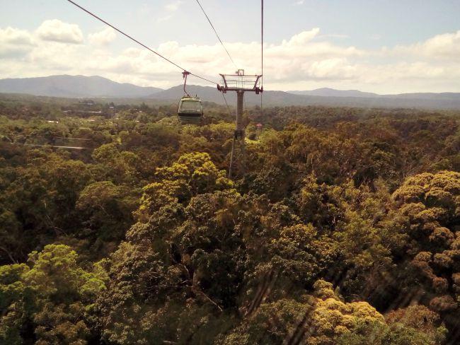 Cairns Australia Skyrail
