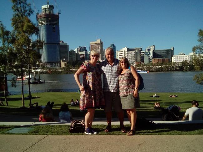 Brisbane Queensland Australia JWalking