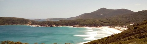Wilsons Promontory Victoria Australia JWalking