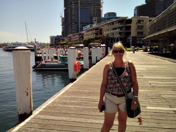 Sydney Australia JWalking