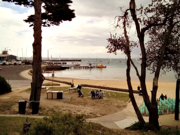 Mornington Melbourne Victoria Australia JWalking