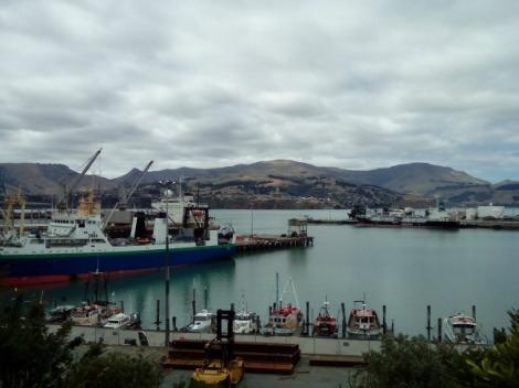 Christchurch New Zealand JWalking
