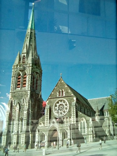 Christchurch New Zealand JWalking
