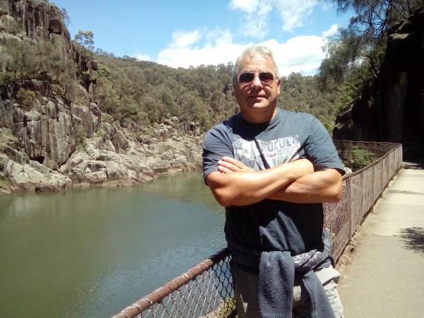 Launceston Tasmania Australia JWalking