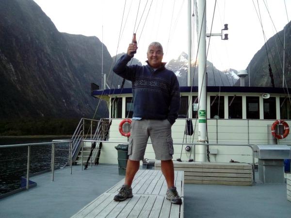 Milford Sound New Zealand JWalking