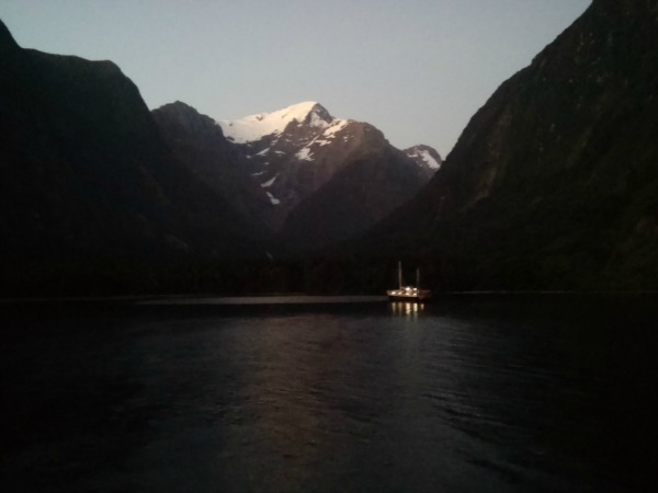Milford Sound New Zealand JWalking