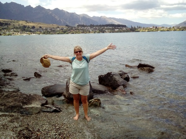 Queenstown New Zealand JWalking