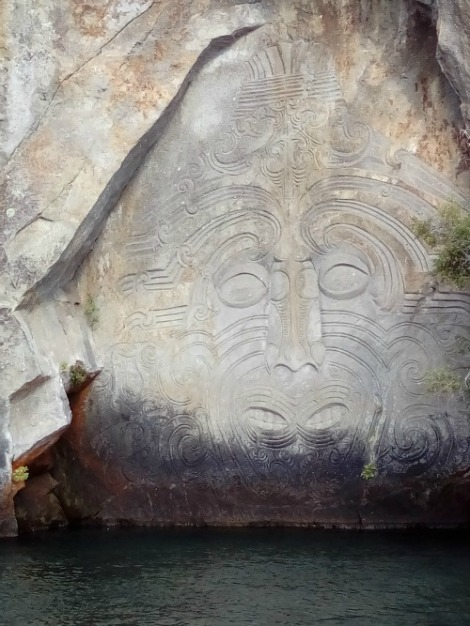 Lake Tapou New Zealand JWalking