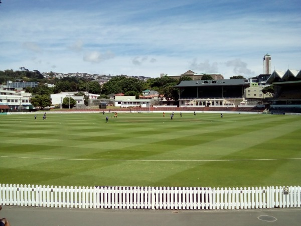 Basin Reserve Cricket Ground, Wellington