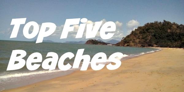 JWalking Top Five Beaches