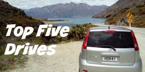 JWalking Top Five Drives