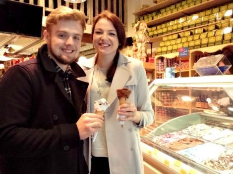 Carcasonne Ice Creams