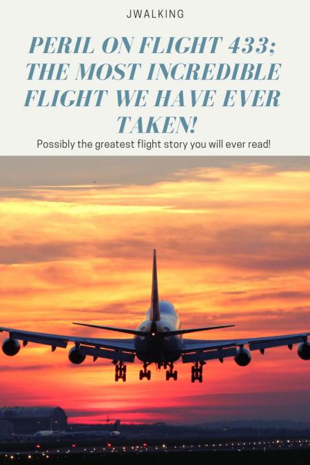 Peril on Flight 433