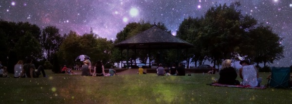 Cornwall Park Concert
