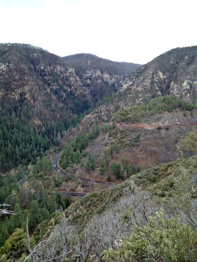 Oak Creek Canyon