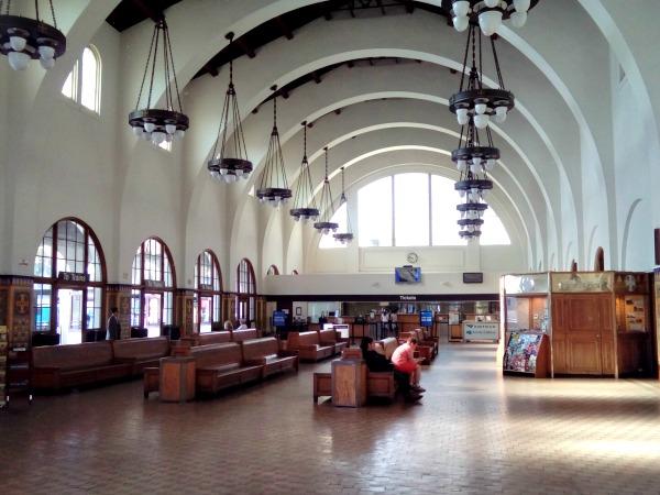 Santa Fe Station San Diego