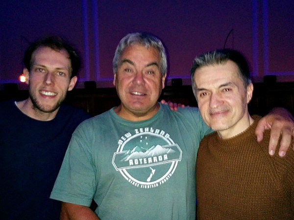 Great night at the Brenchley with Ben and our JWalking Number One Commenter Mayo.