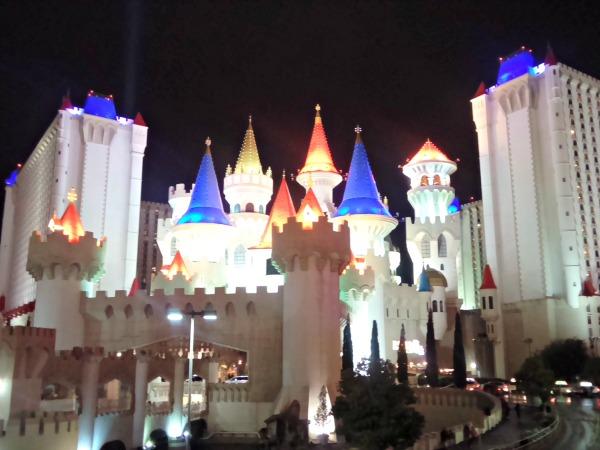 Las Vegas Excalibur