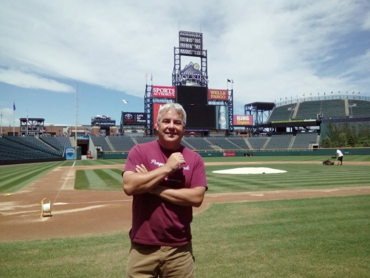 Denver Coors Field Colorado