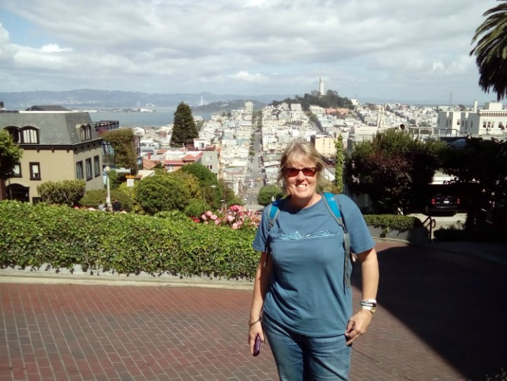 San Francisco Lombard St