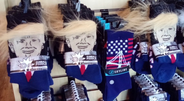 San Francisco Donald Trump
