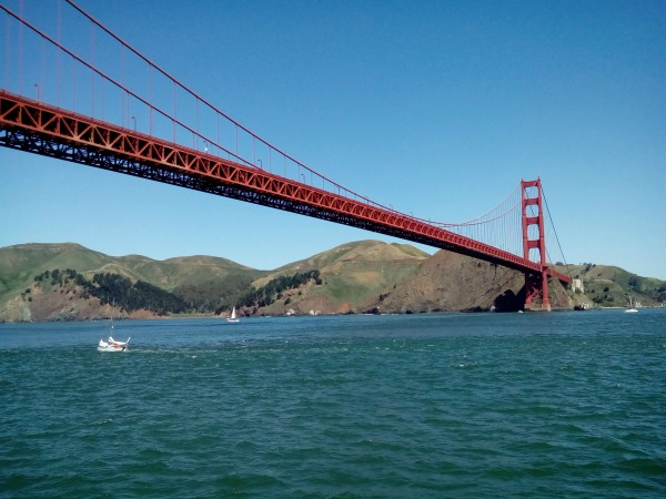 San Francisco Golden Gate Brideg